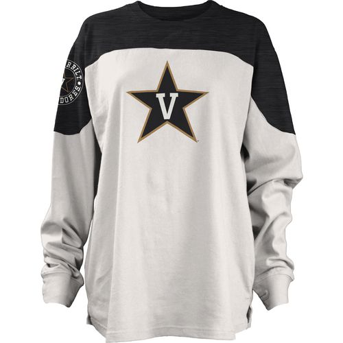 Three Squared Juniors' Vanderbilt University Cannondale Long Sleeve T-shirt