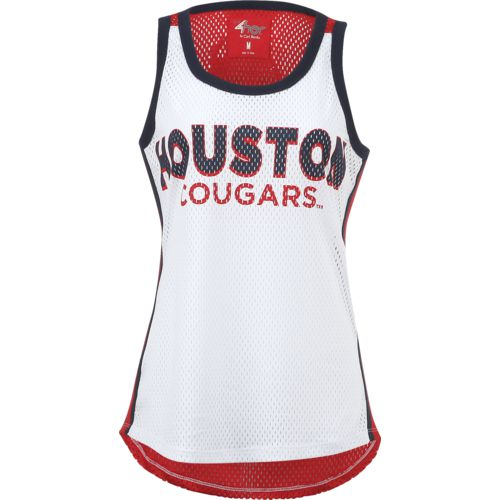 G-III for Her Women's University of Houston Opening Day Mesh Tank Top
