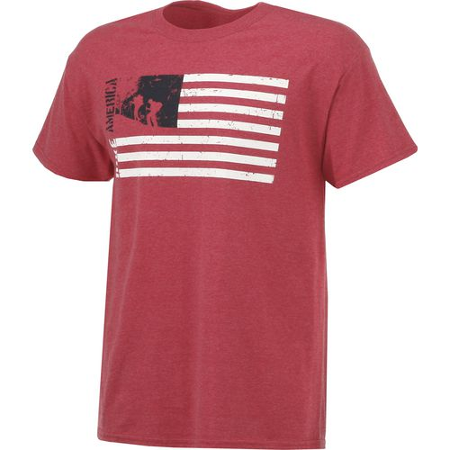 POINT Sportswear Outdoor Enthusiast Men's Hike America Short Sleeve T-shirt - view number 3