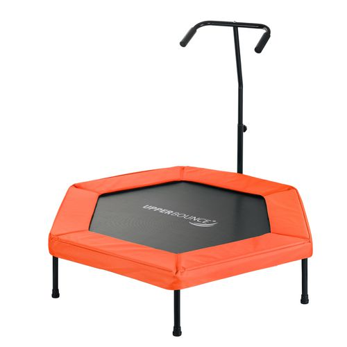 Upper Bounce 50 in Hexagonal Mini Fitness Trampoline