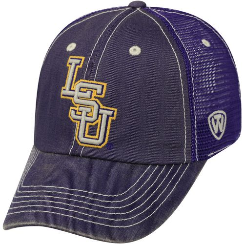 Top of the World Men's Louisiana State University Crossroad TMC Cap - view number 1