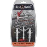 Dead Ringer Nasty X-Bow 2-Blade Hybrid Broadheads - view number 6
