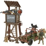 Excite U.S. Army Observation Tower Playset - view number 1