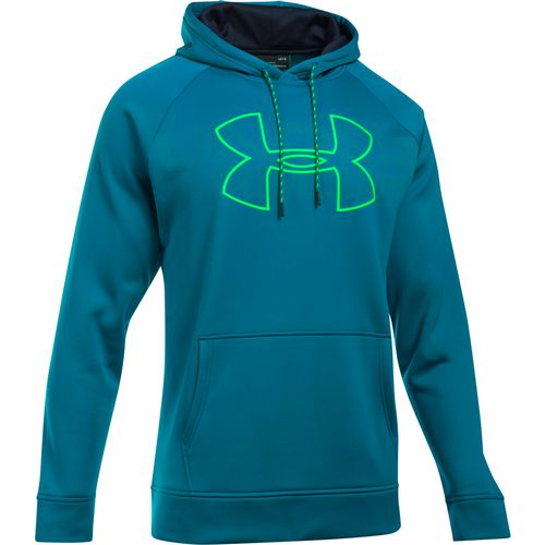 Under Armour Men's Armour Fleece Graphic Pullover Hoodie