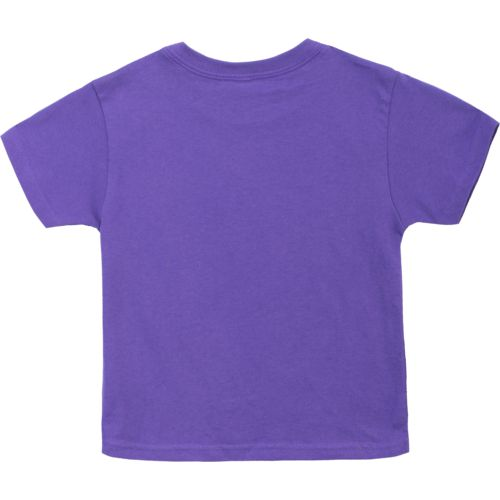 Gen2 Toddlers' East Carolina University Primary Logo Short Sleeve T-shirt - view number 2