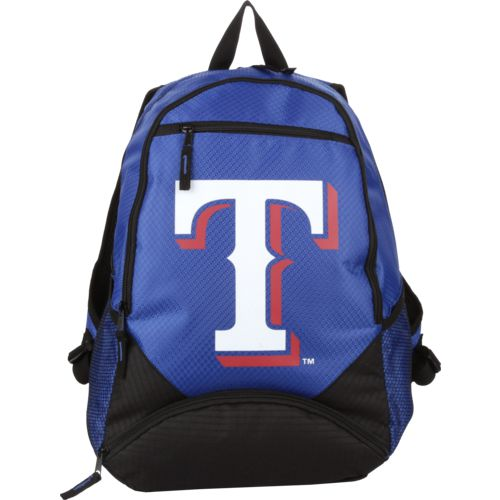 Forever Collectibles Texas Rangers Franchise Backpack