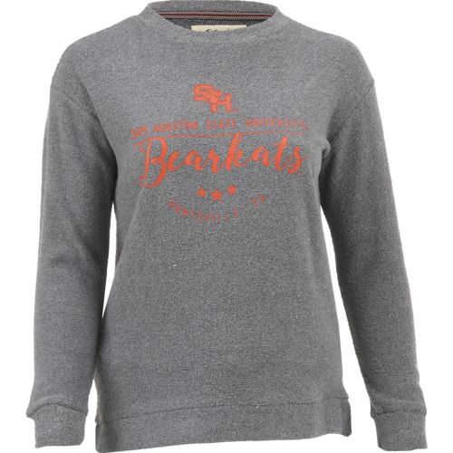 Three Squared Juniors' Sam Houston State University Finley Comfy Terry Pullover