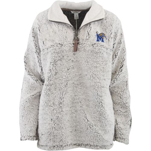 Three Squared Juniors' University of Memphis Poodle Pullover Jacket