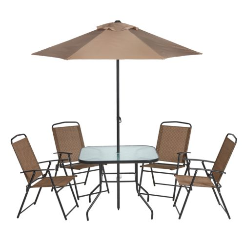 Display product reviews for Mosaic 6-Piece Dining Set