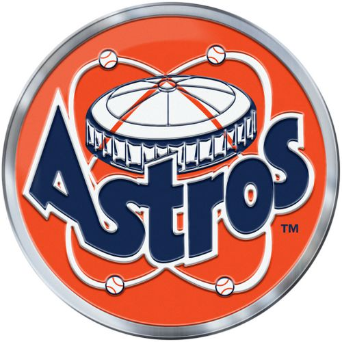 Team ProMark Houston Astros Color Emblem 4