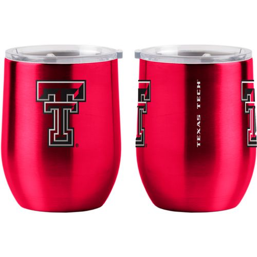 Boelter Brands Texas Tech University Ultra Curved 16oz Tumbler