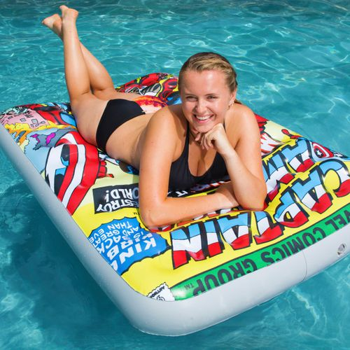 SwimWays Marvel 60 in Comic Book Pool Float - view number 4