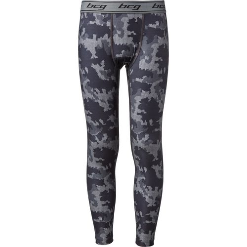BCG Boys' Printed Compression Leggings