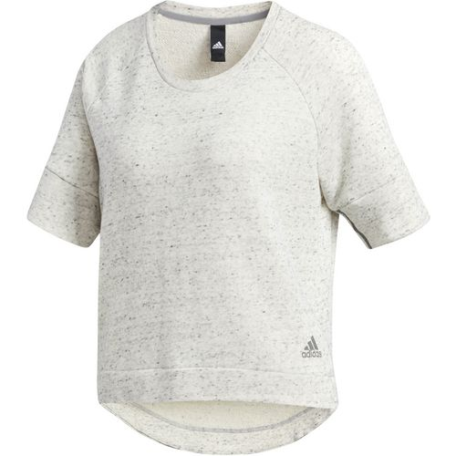 adidas Women's S2S Short Sleeve Crop Top