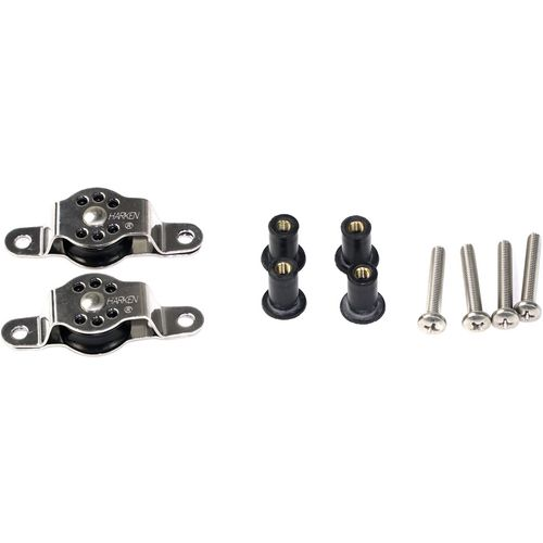 Yak-Gear Stainless-Steel Pulley Kit