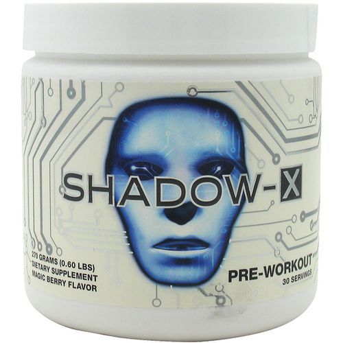 Cobra Labs Shadow-X Preworkout Supplement