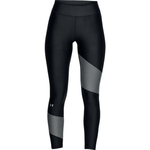 Under Armour Women's HeatGear Armour Graphic Ankle Cropped Pants