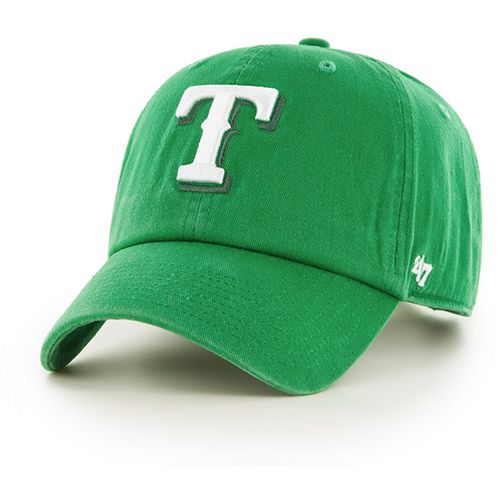 '47 Texas Rangers St. Patty's Clean Up Adjustable Cap