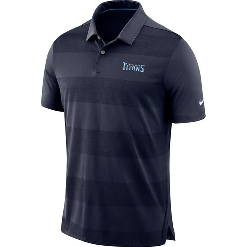 Nike Men's Tennessee Titans Early Season Polo Shirt