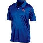 Champion Men's Louisiana Tech Play Clock Polo Shirt - view number 2
