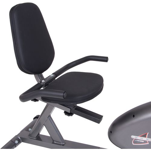 Body Champ Magnetic Recumbent Exercise Bike - view number 7