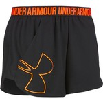 Under Armour Women's Play Up 2.0 Graphic Shorts - view number 2