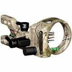 Truglo Realtree APG™ HD Tool-Less 5-Pin Sight with Light