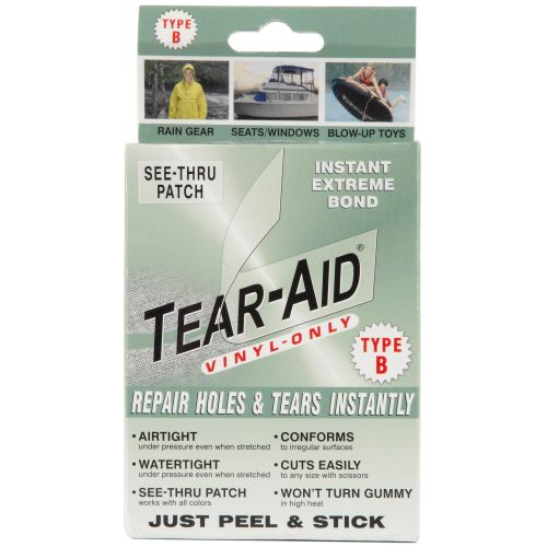 Image for TEAR-AID® Type B Repair Patch from Academy