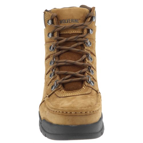 Wolverine Men's Potomac English Moc Work Boots - view number 3