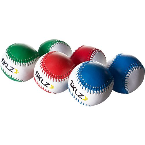 SKLZ Sports Small Baseballs 6-Pack
