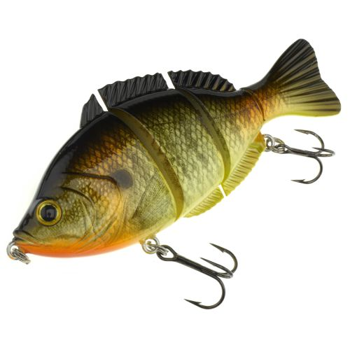 h2o xpress jointed sunfish 35 in swimbait academy