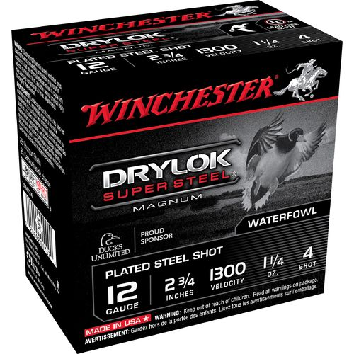 Winchester Super-X Waterfowl Load 12 Gauge Shotshells - view number 1