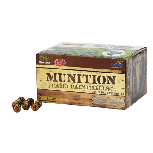 RPS Munition Paintballs 500-Count