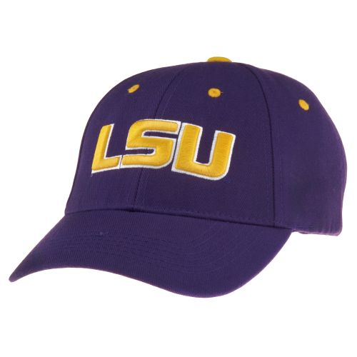 Top of the World Adults' Triple Conference Louisiana State Baseball Cap