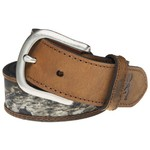 Browning Men's Crazy Horse Belt