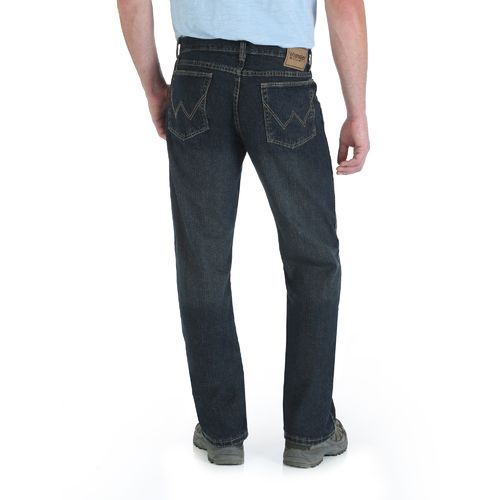 Wrangler Rugged Wear Men's Relaxed Straight Fit Jean - view number 2