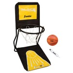 Franklin Fold N Go Tailgate Hoops Set