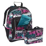 Accessories 22 Girls' Conversational Peace Backpack