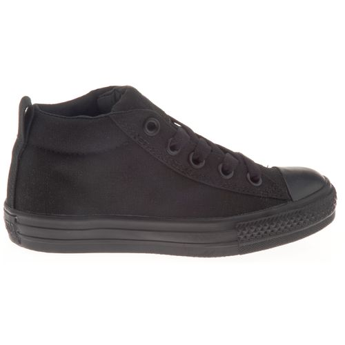 Converse Boys' Chuck Taylor Street Mid  Athletic Lifestyle Shoes