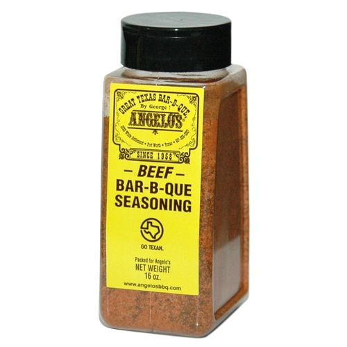 Image for Angelo's Beef Bar-B-Que Seasoning from Academy