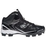 Rawlings® Men's Magnum II Mid-Top Baseball Cleats