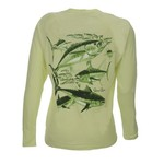 Magellan Outdoors™ Men's Carey Chen 3 Tuna Graphic T-shirt