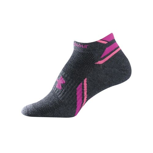 Image for Under Armour® Women's Phantom No-Show Socks 3-Pack from Academy