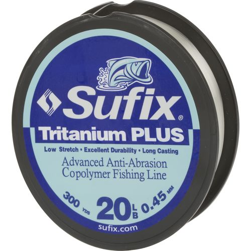 Sufix® Elite™ 17 lb. - 330 yards Micro Resin Fishing Line