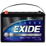 Exide Megacycle AGM Dual-Purpose Marine Battery - view number 1