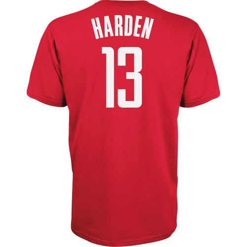 adidas™ Men's Houston Rockets James Harden #13 Game