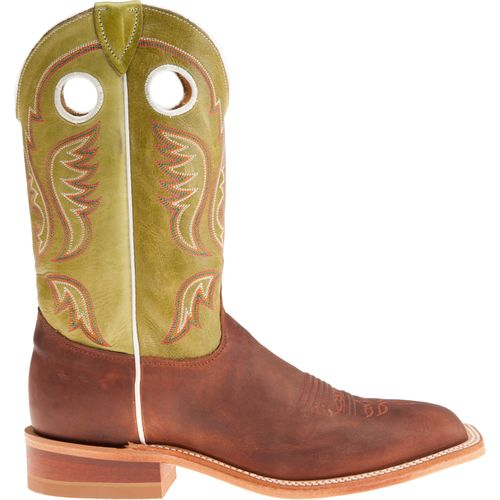 Display product reviews for Justin Men's Bent Rail Ponteggio Western Boots