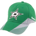 Reebok Adults??? Dallas Stars Center Ice Practice Cap