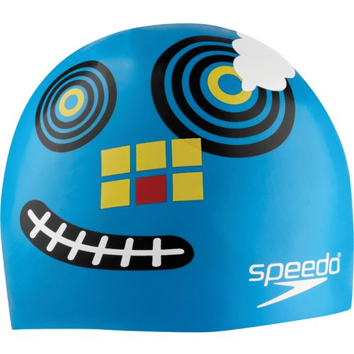 Speedo Adults' Critter Goo Bots Swim Cap