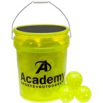 Academy Sports + Outdoors™ Plastic Training Softballs 28-Count Bucket